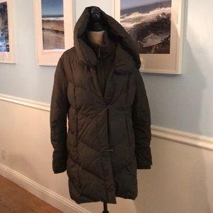 Ralph Lauren luxurious coat in Size XL in olive